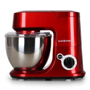 Küchenmaschine für Brotteig: Klarstein Carina Rossa