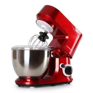 Teigmaschine - Klarstein Carina Rossa | 800 Watt leistungsstarke Küchenmaschine