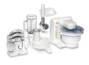 Teigknetmaschine - Bosch Küchenmaschine ProfiMixx